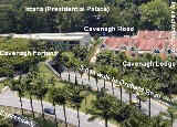 Cavenagh Road goes to Orchard Road too