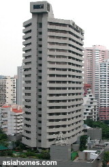 Singapore Far East Plaza serviced apartments